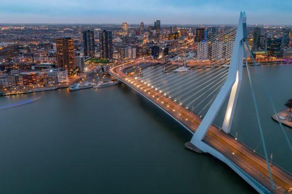 Vanuit De Rotterdam