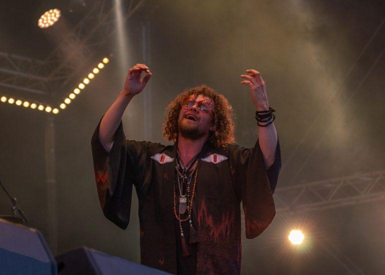 Marcel van Di-rect op Lansingerland Live