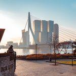 Monument De Boeg, zij hielden koers, Rotterdam