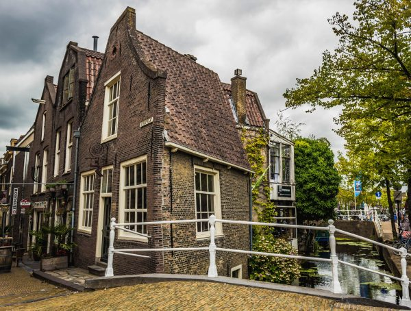 Bruggetje in Delft