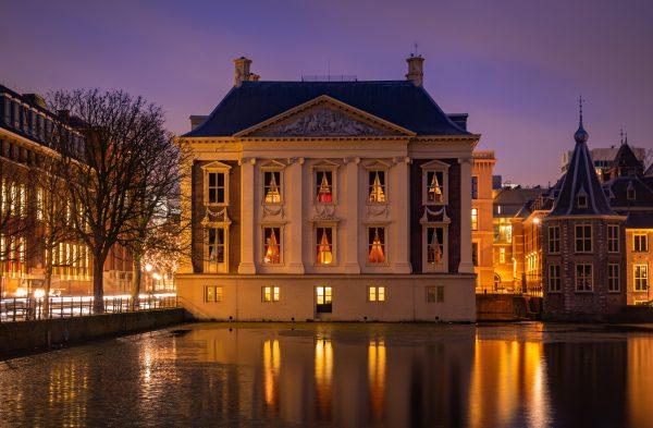 Het Mauritshuis (Den Haag)