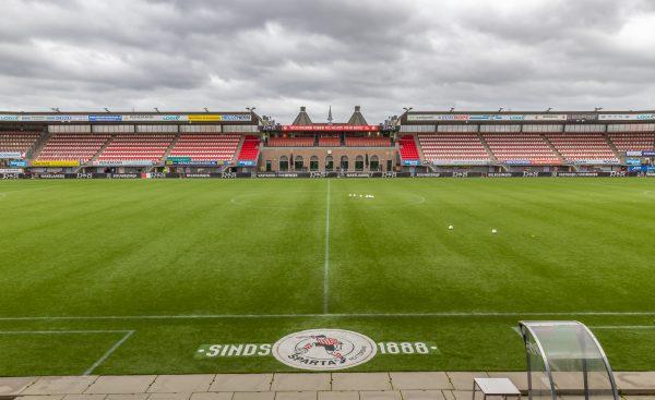 Sparta Stadion: Het Kasteel
