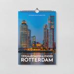 Voorkant Verjaardagskalender Rotterdam editie 2020