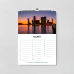Maand Maart - Verjaardagskalender Rotterdam editie 2020