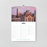 Maand April - Verjaardagskalender Rotterdam editie 2020