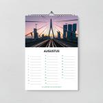 Maand Augustus - Verjaardagskalender Rotterdam editie 2020