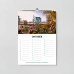 Maand Oktober - Verjaardagskalender Rotterdam editie 2020