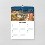 Maand November - Verjaardagskalender Rotterdam editie 2020