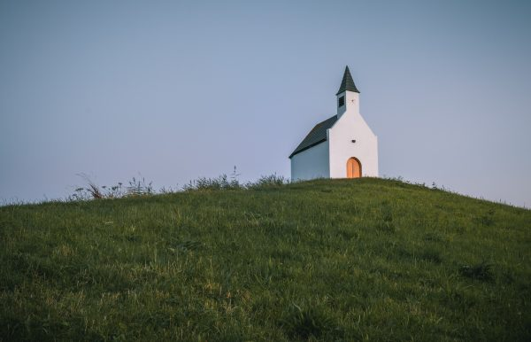 Kerk de Terp in Leidschenveen