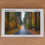 Doos puzzel - Sprielderweg, de bekende weg naar het Speulderbos