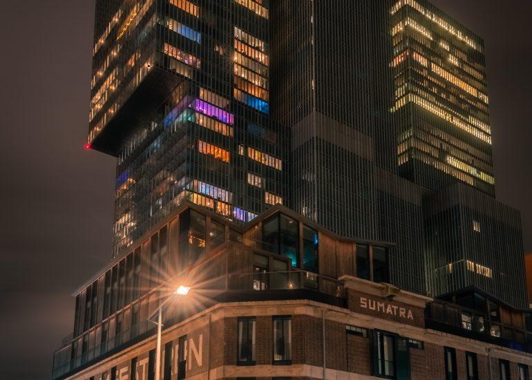Rotterdam oude en nieuwe stijl