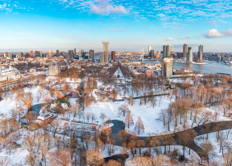 Winter Wonderland Rotterdam