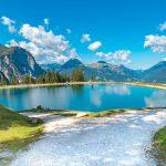 Eén van de mooiste plekken die ik heb gezien: Ehrwalder Almsee - Oostenrijk